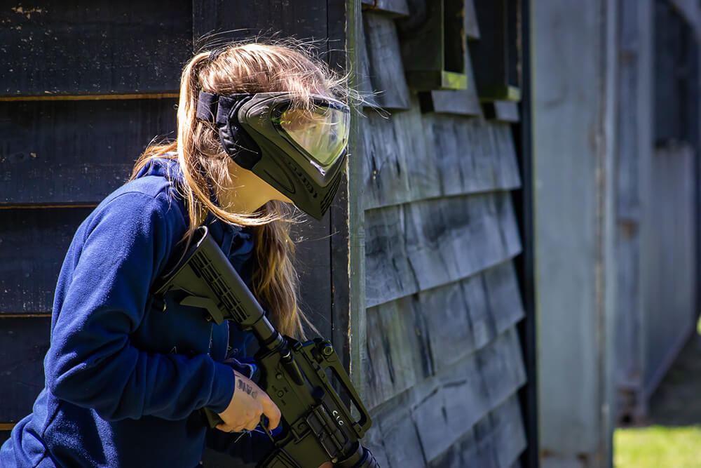 The Airsoft Experience | - The Arena Christchurch New Zealand